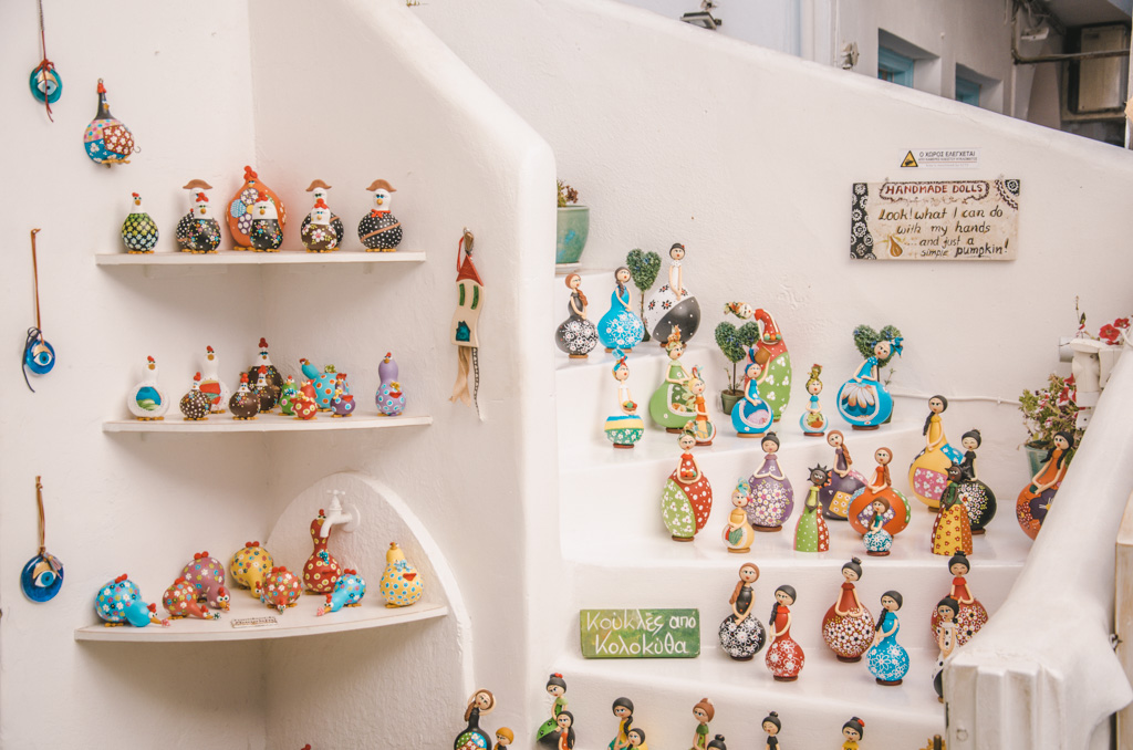 things to do in naxos - handicraft