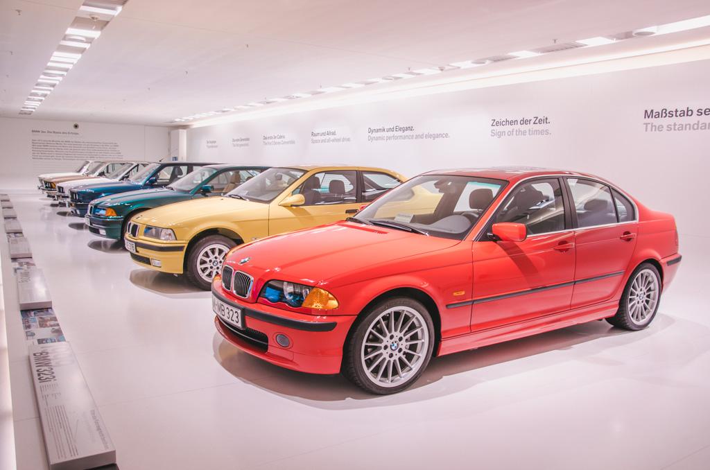 atrakcje monachium - co warto zobaczyć w monachium - zabytki monachium - BMW seria 3