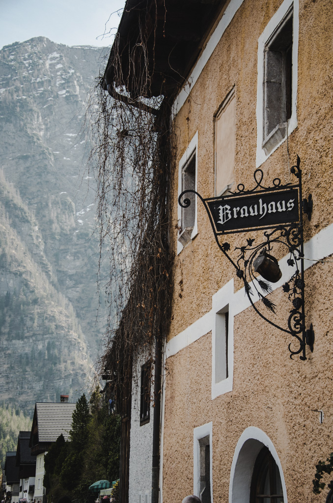 visiting hallstatt - where to stay in hallstatt - brewery in hallstatt