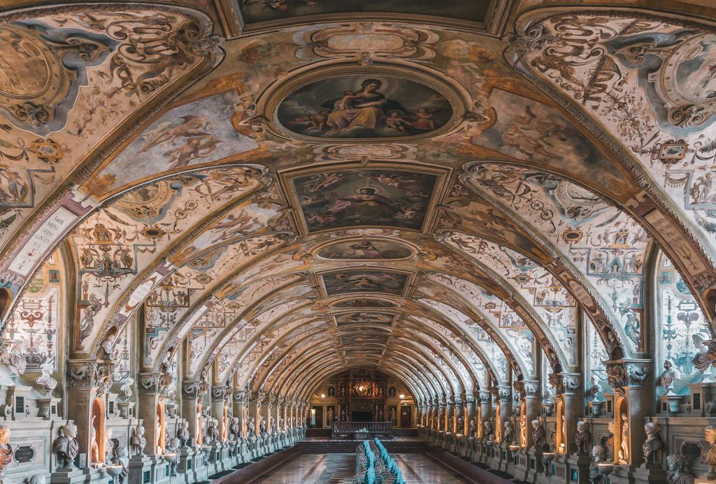 atrakcje monachium - co warto zobaczyć w monachium - zabytki monachium - Residenz