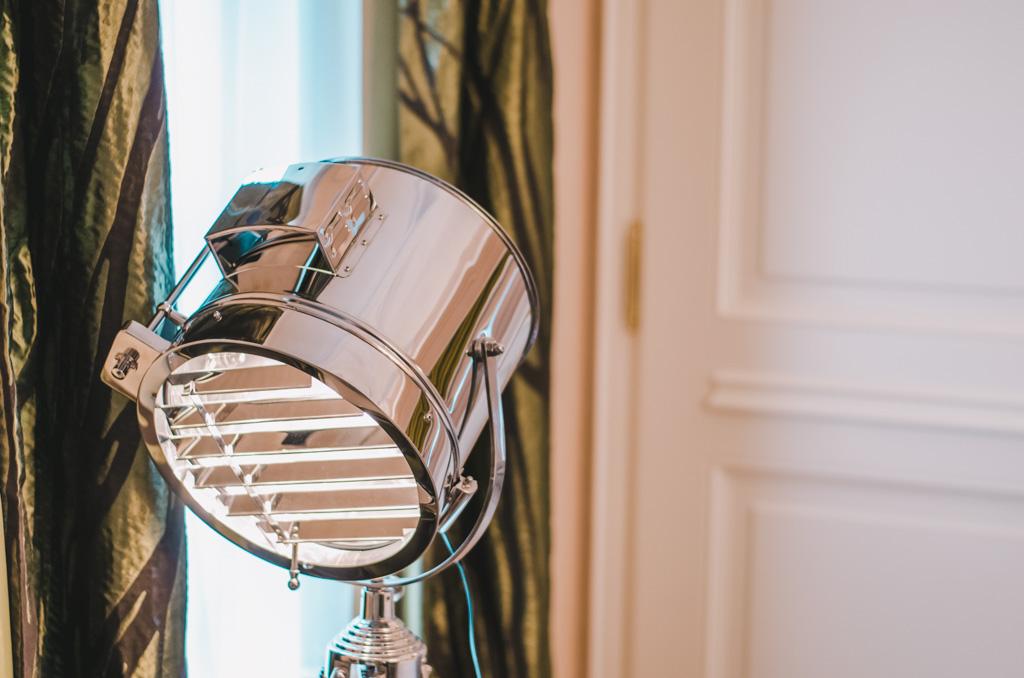 najlepszy hotel na świecie Aria Hotel - reflektor