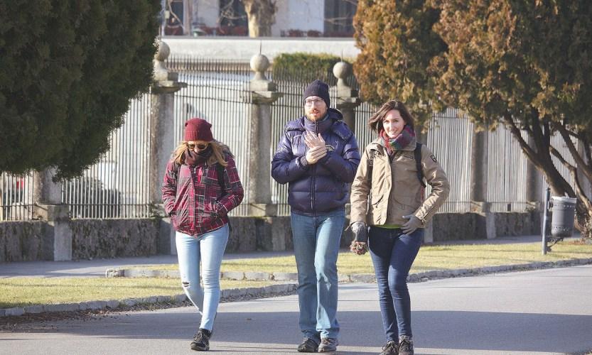 Incursione invernale – Parco di Monza - Gallery Slide #1