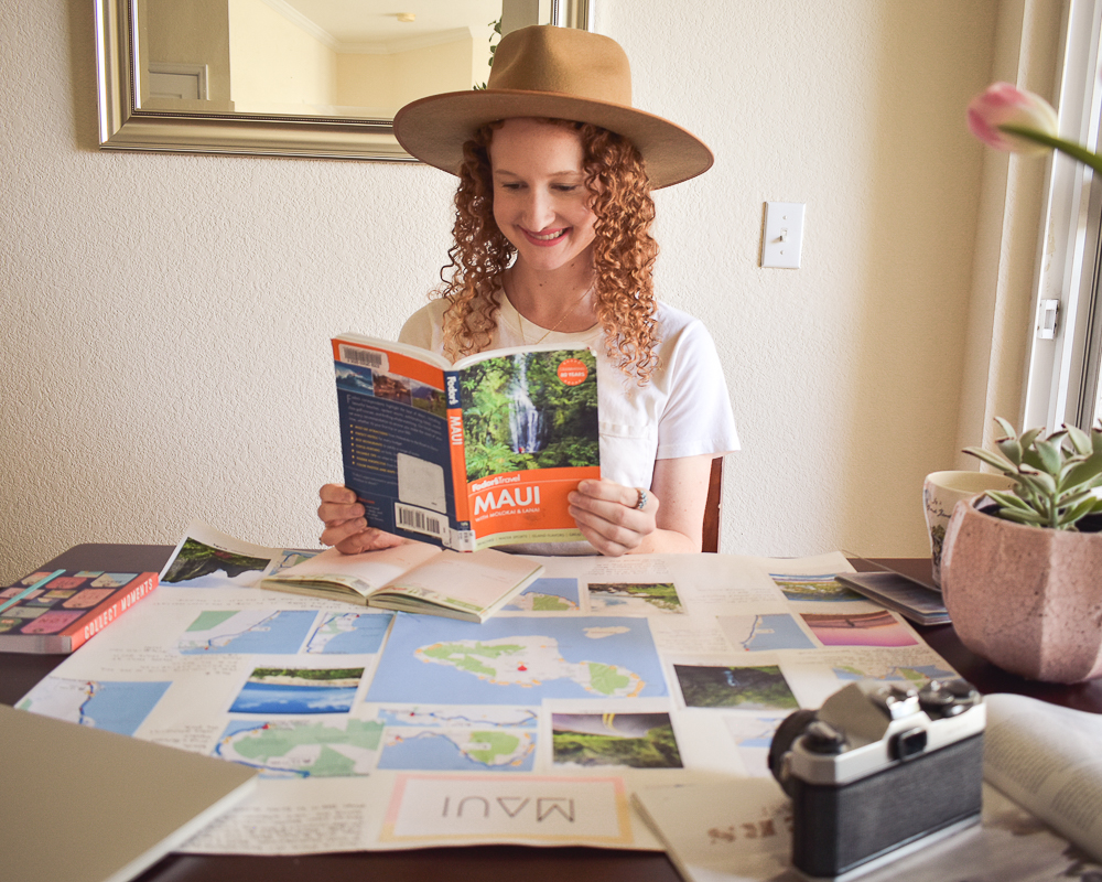 Maui Vacation Planning