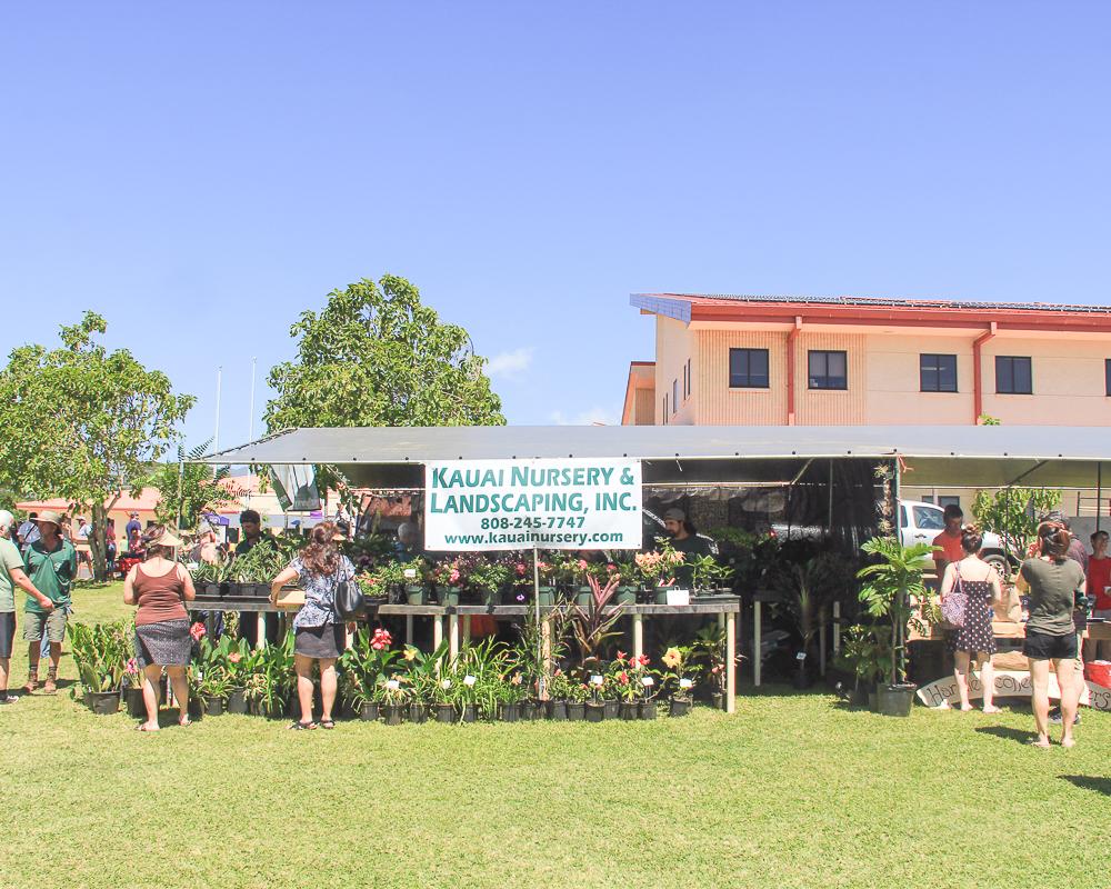 Kauai Farmers Market