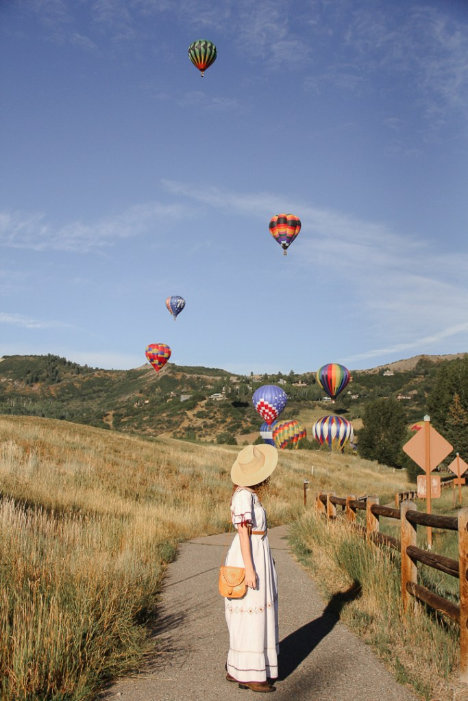 Snowmass Hot Air Balloon Festival