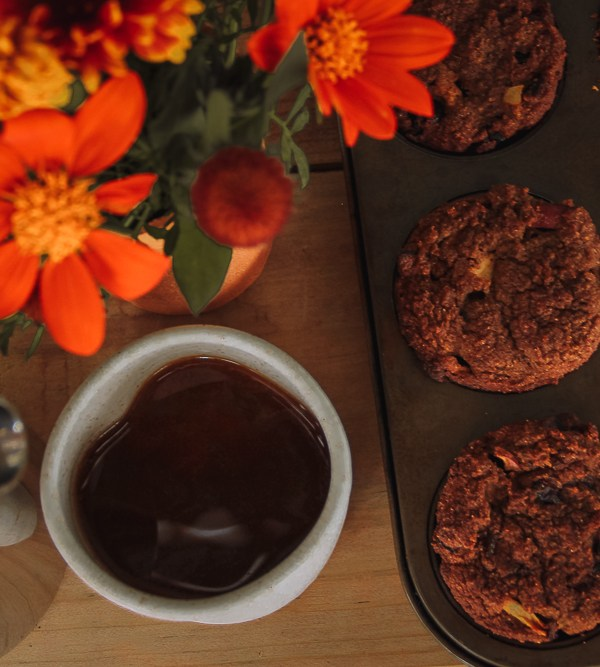 Cozy Glögg Muffins Recipe for the Holidays