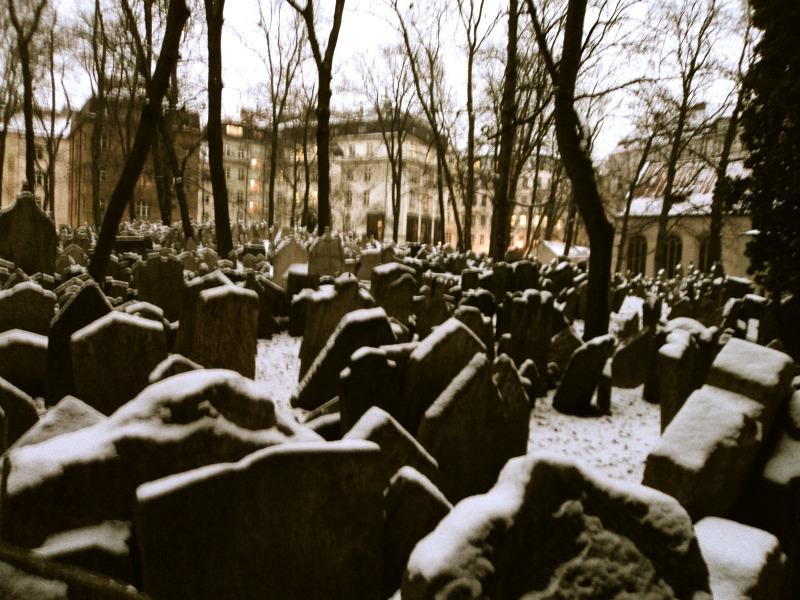 Sehenswürdigkeiten in Prag