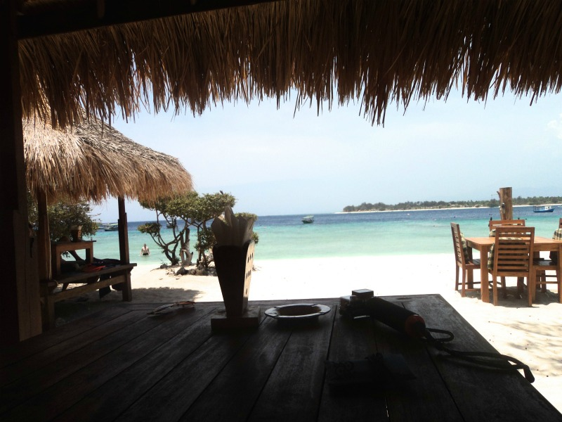 Welche Gili Insel