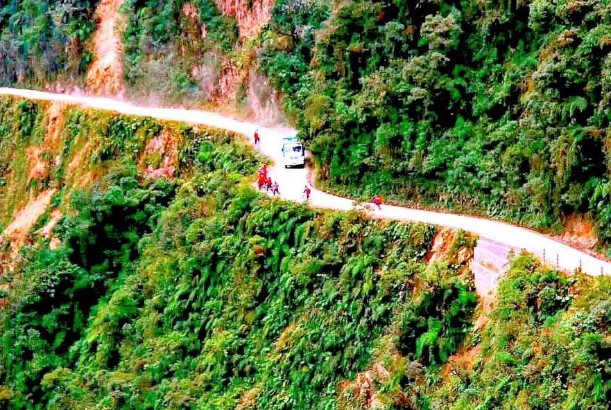 Erlebnis Death Road