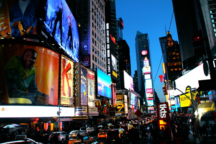 Reiseplanung New York City