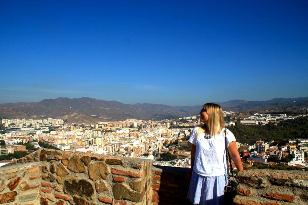 Castillo de Gibraltar, Malaga