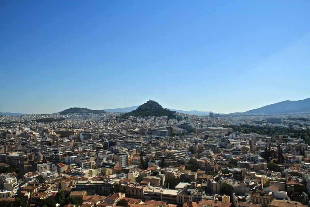 Reisetipps und Sehenswürdigkeiten in Athen