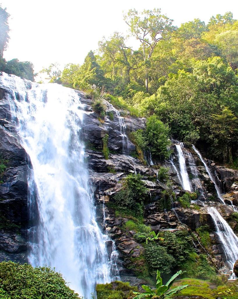 Wasserfall bei Chiang Mai