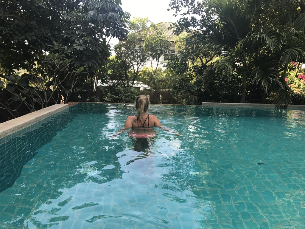 Hotel in Chiang Mai Infinitypool