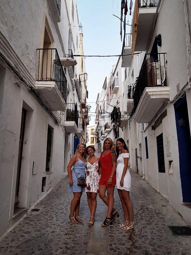 Dalt Vila Altstadt Ibiza
