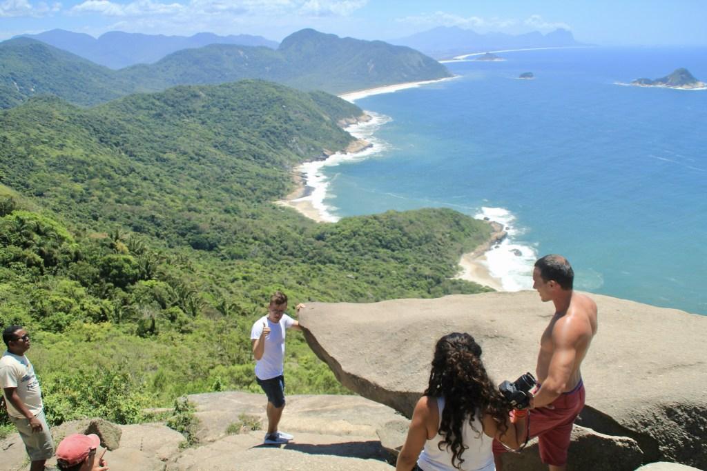 Pedra Telegrafo Brasilien