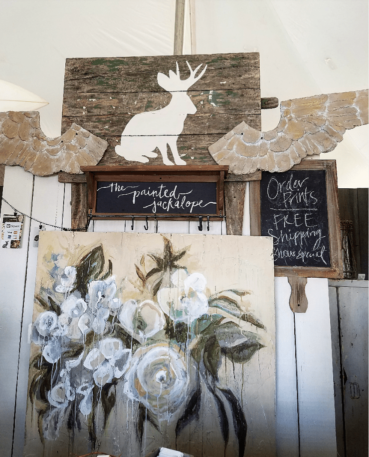The Painted Jackalope
