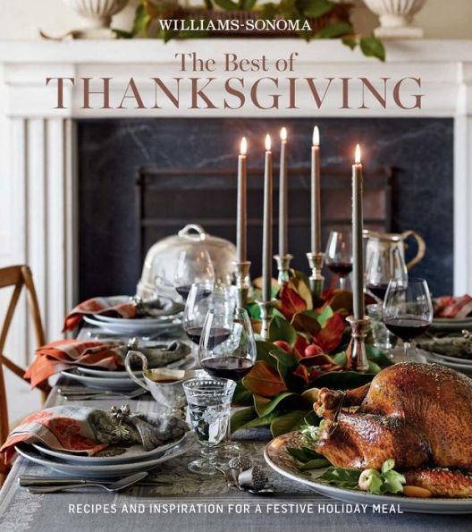 Williams Sonoma Thanksgiving Cookbook