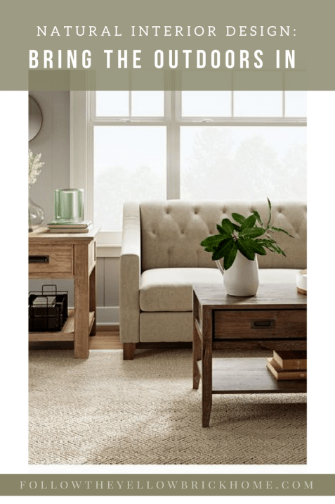 magnolia hearth and home natural decorating ideas house plants neutral decor