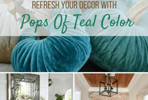 Decorating with teal Aqua Teal decor Teal furniture