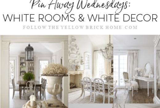 White Rooms White Decor White Furniture All White Rooms