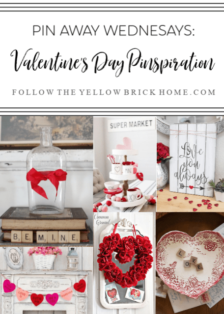 Gorgeous Valentines Day Inspiration from Pinterest Valentine crafts, decor, and more