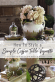 Simple Coffee Table Decor Ideas