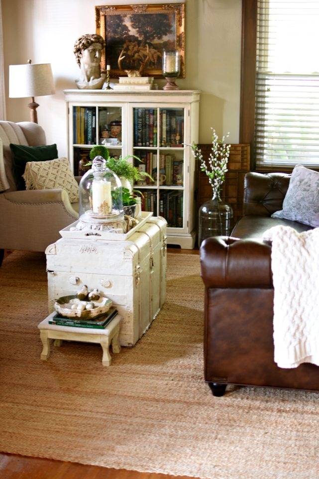Early spring home tour