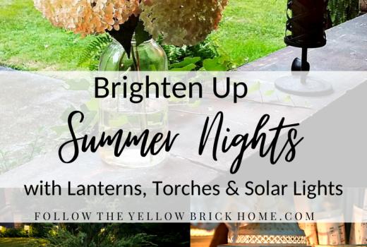 Beautiful ideas for summer nights landscaping lighting malibu lights, solar lights, torches, lanterns