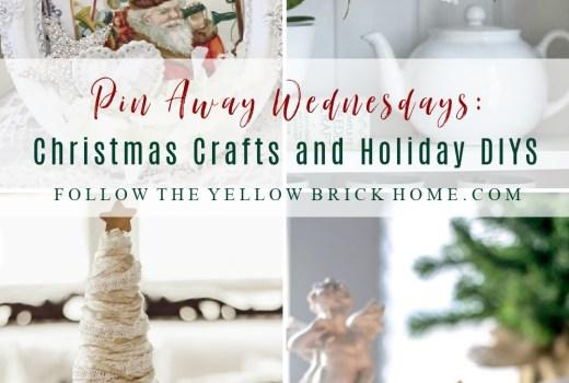 Christmas Crafts and Holiday DIYS Christmas DIY