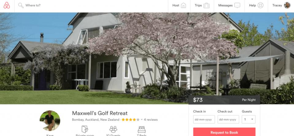 Airbnb_NZ