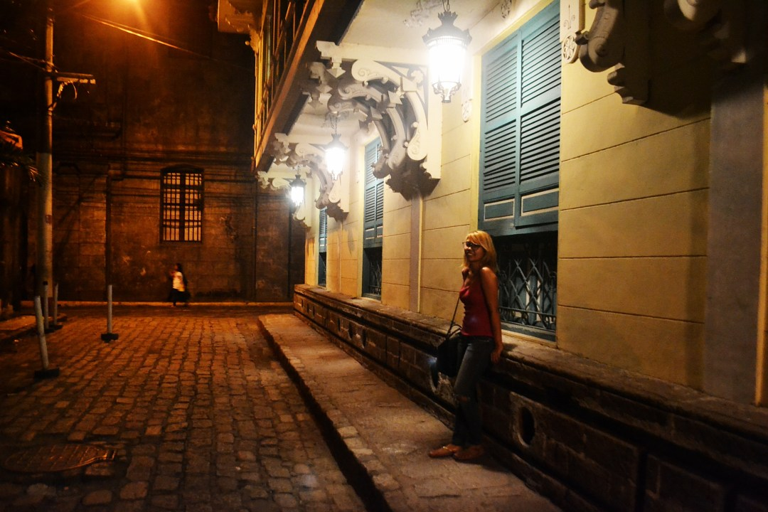 Intramuros Ghost Walk