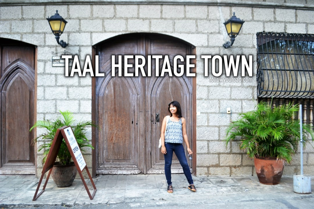 taal heritage town