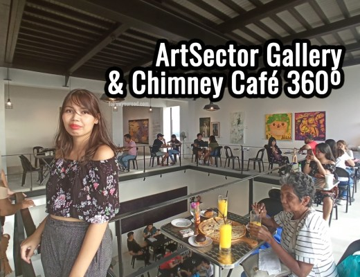 art sector gallery chimney cafe 360