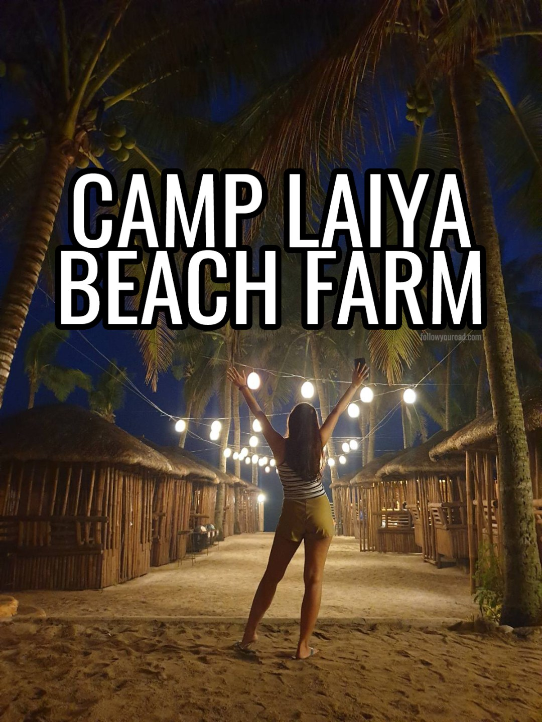 camp laiya beach farm