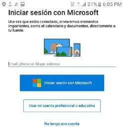 Iniciar con Microsoft