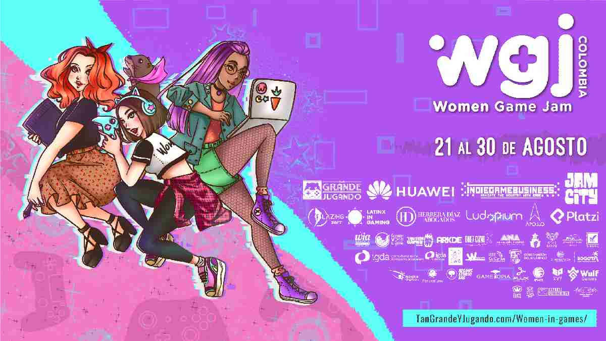 Women Game Jam