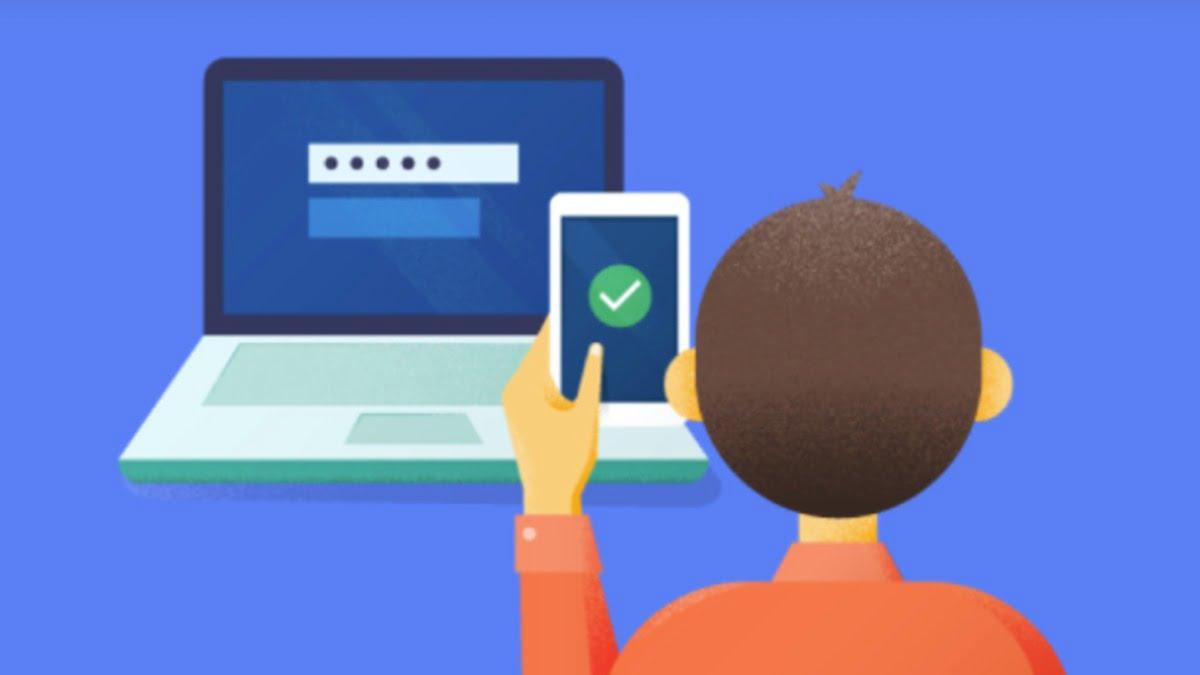 autenticación en dos pasos Gmail