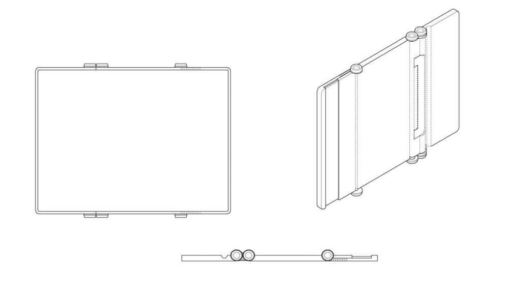 Galaxy Dual Fold