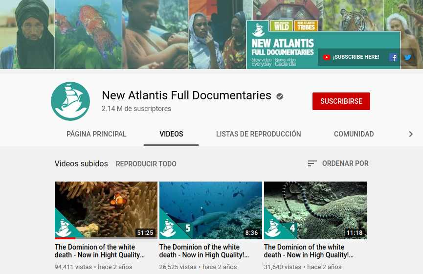 New Atlantis Full Documentaries (1)
