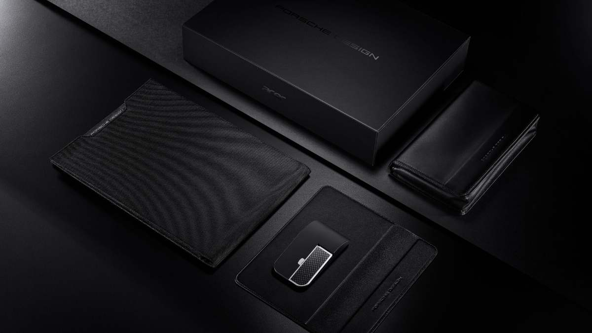 dispositivos Porsche Design