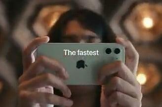 iPhone 12 velocidad