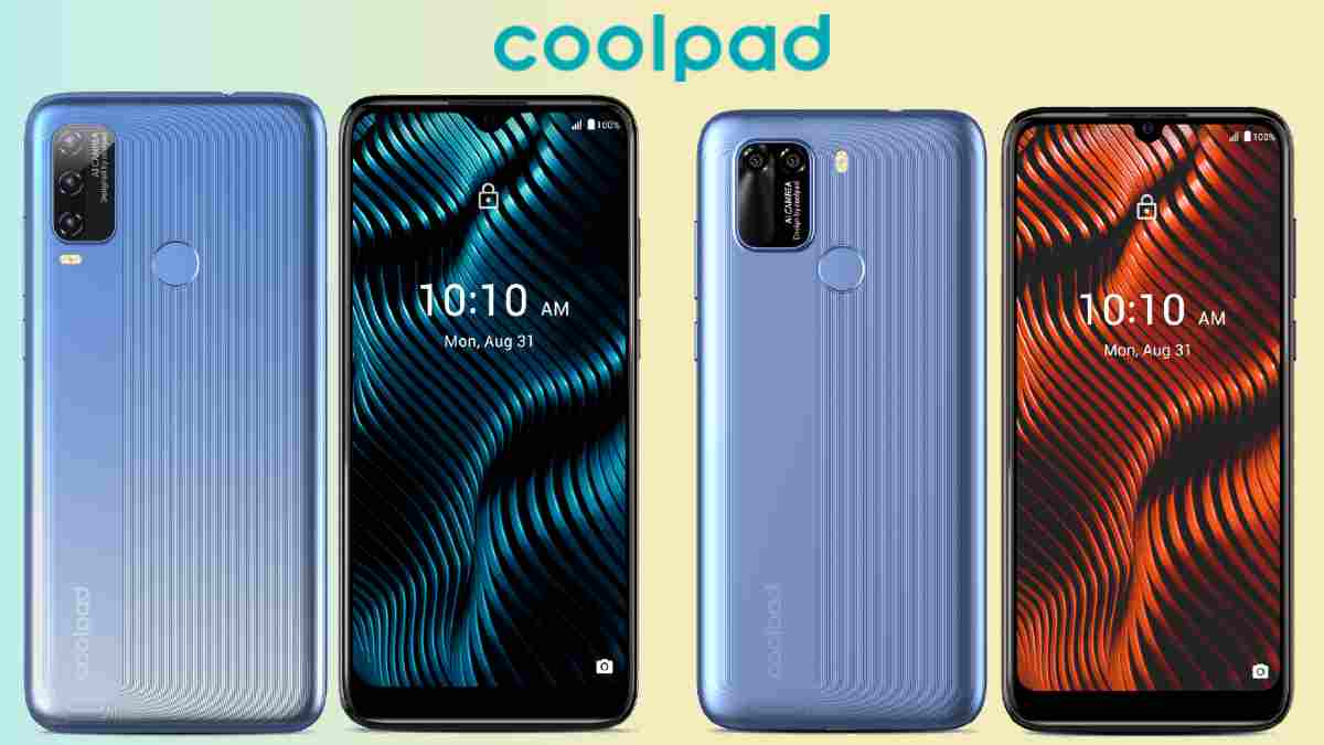 Coolpad 3503L y 3504L