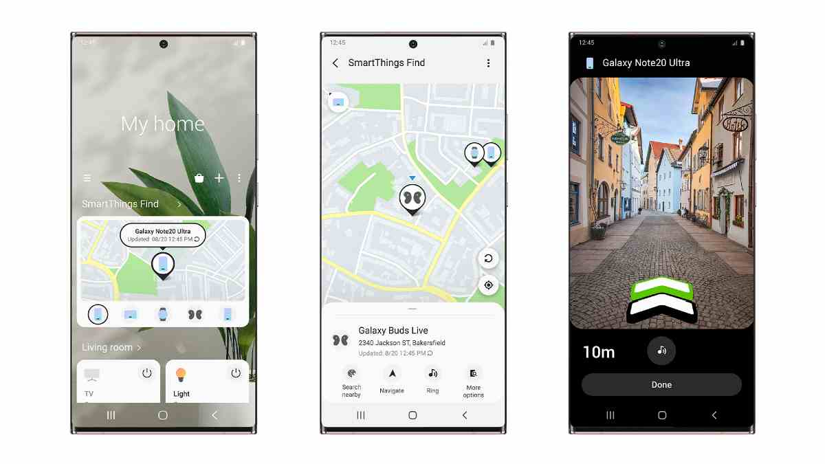 Samsung SmartThing Find
