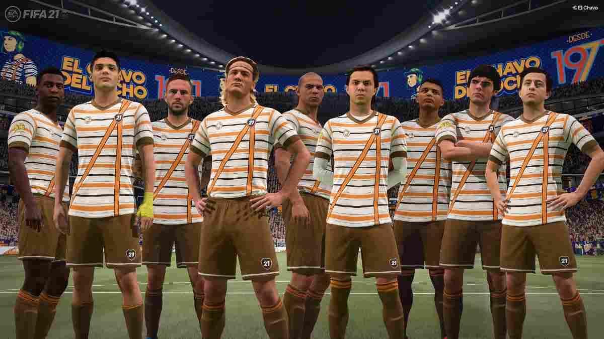 FIFA 21 Chavo del 8