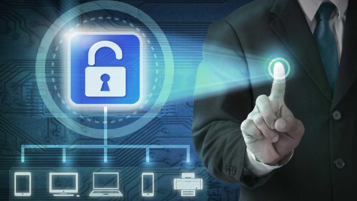 seguridad datos teletrabajo