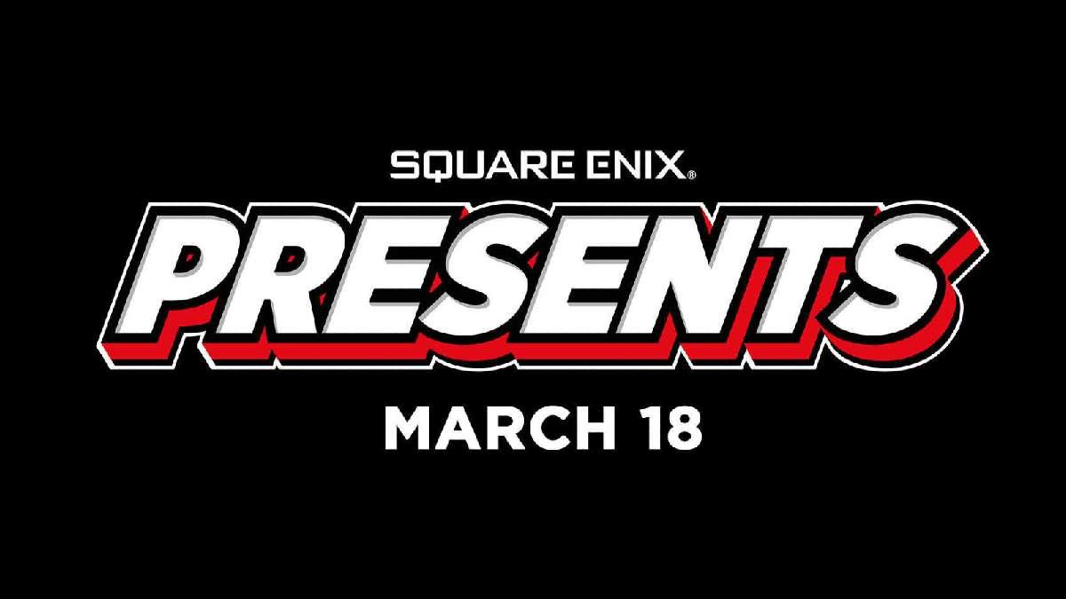square enix present