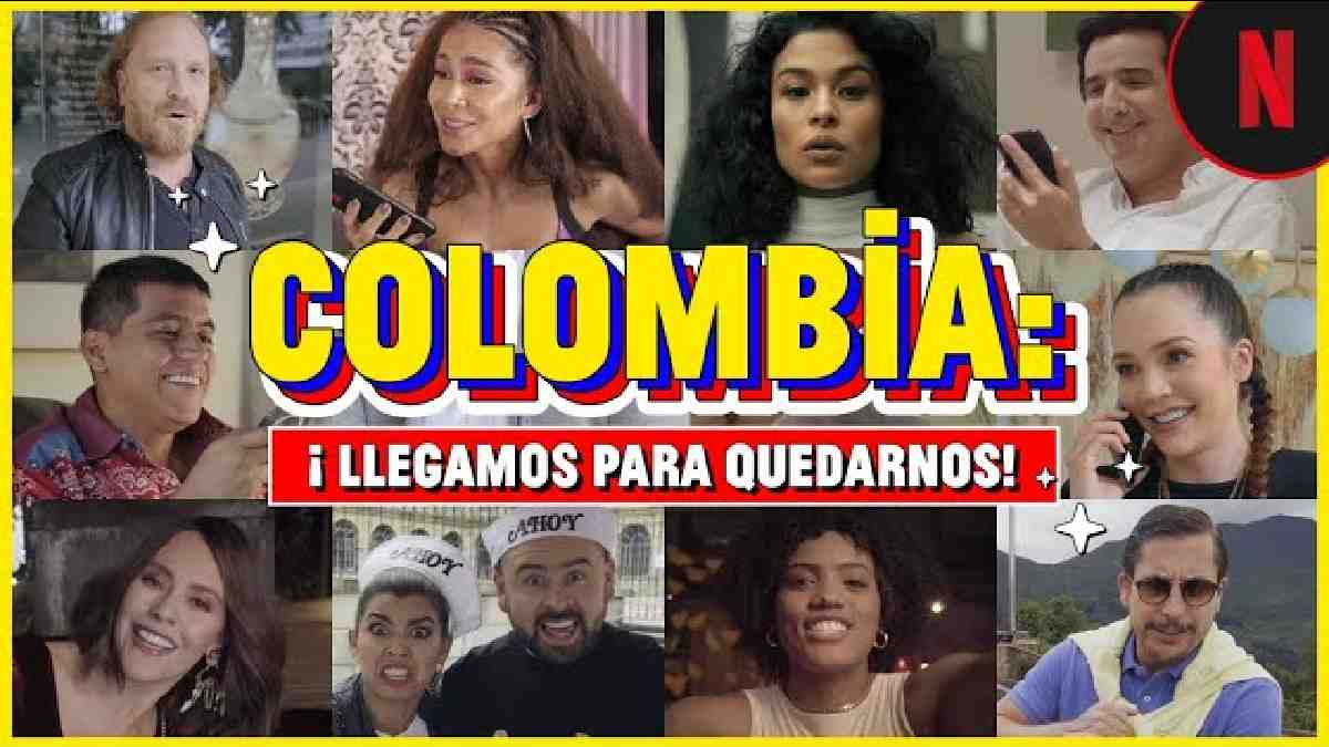 Netflix Colombia