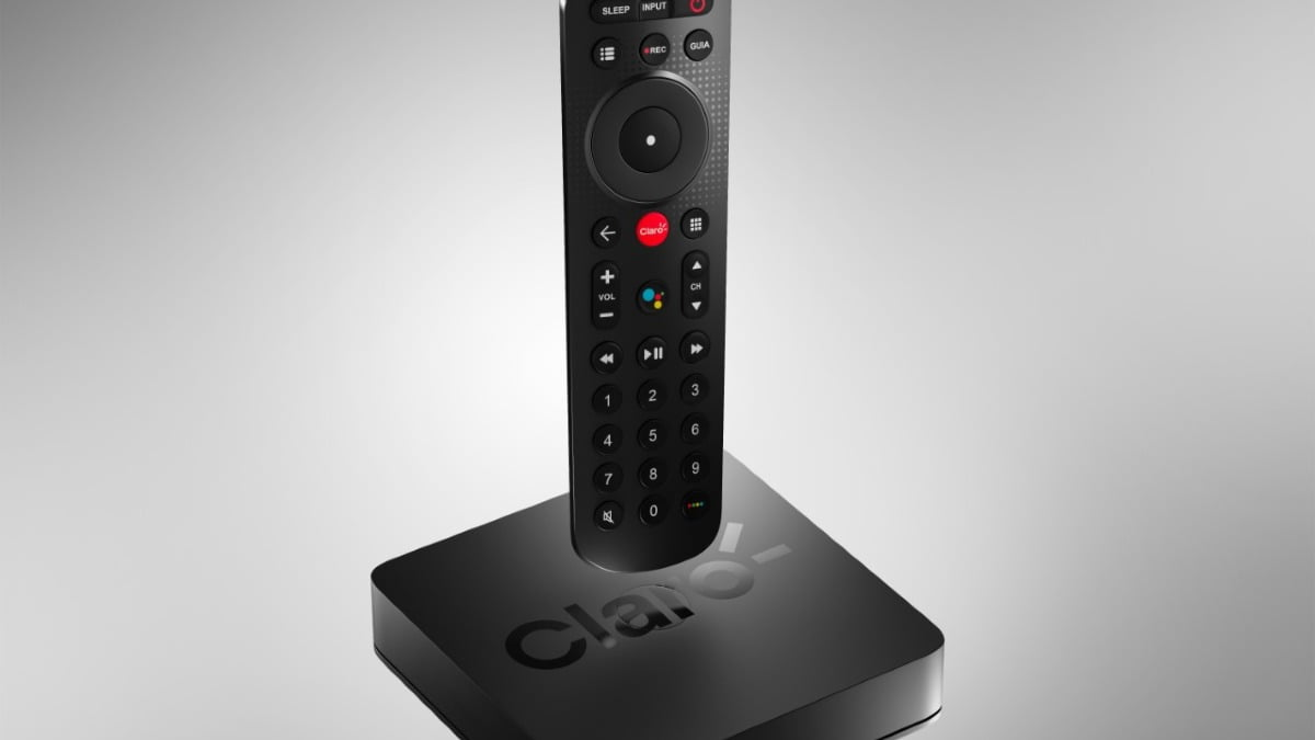 Claro Android TV
