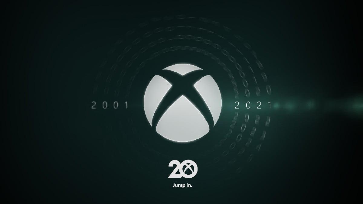 Xbox 20 years